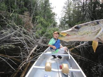 Boundary Water's Fun