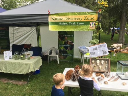 "Laudato Si' Project's ""Nature Discovery Zone"