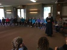 Schoenstatt Sister Sarah welcomes SJV