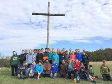 SJV 7th Grade Retreat