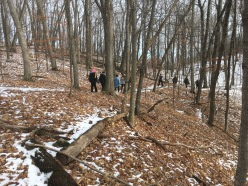 Ice Age Trail Hike