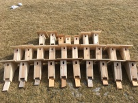 Our Peterson Bluebird Nest Boxes